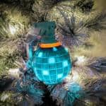 fortnite boogie bomb ornament