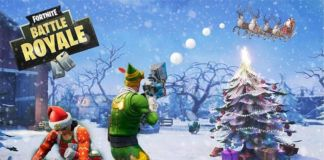 Fortnite Christmas ornaments