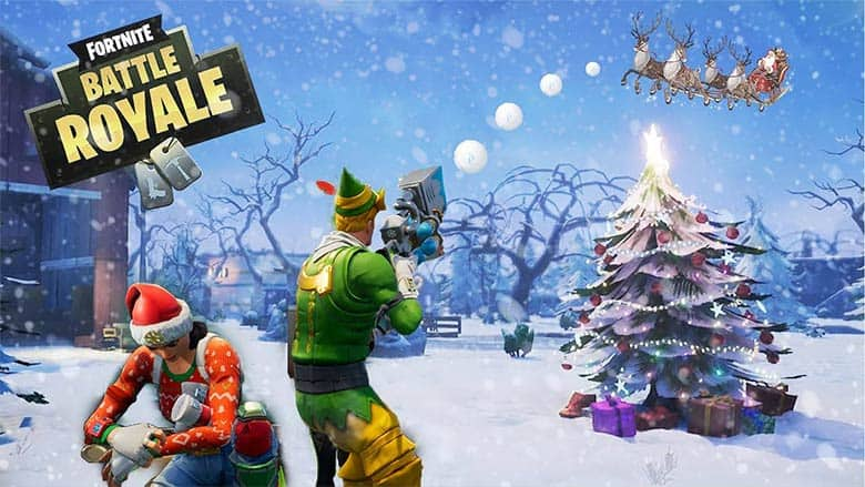 8 best fortnite christmas ornaments available right now 2018 nerd much