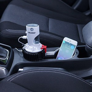 Mr. Fusion Car Charger – $22.99