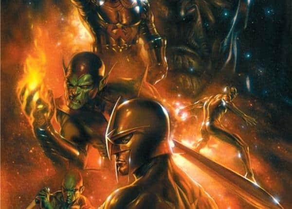 marvel's annhiliation