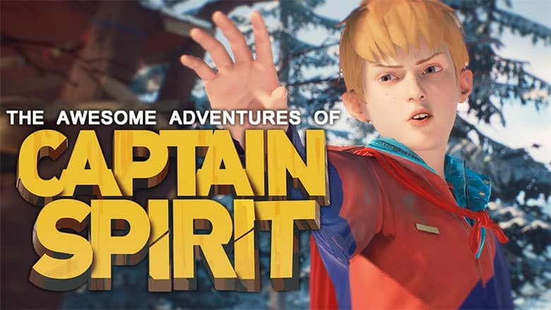 the awesome adventures of captian spirit