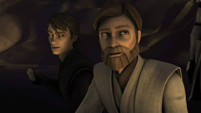 The Clone Wars voice actors