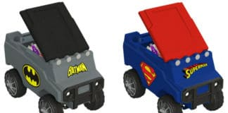 Batman RC Cooler
