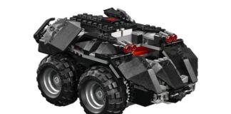 Lego Batmobile RC Car