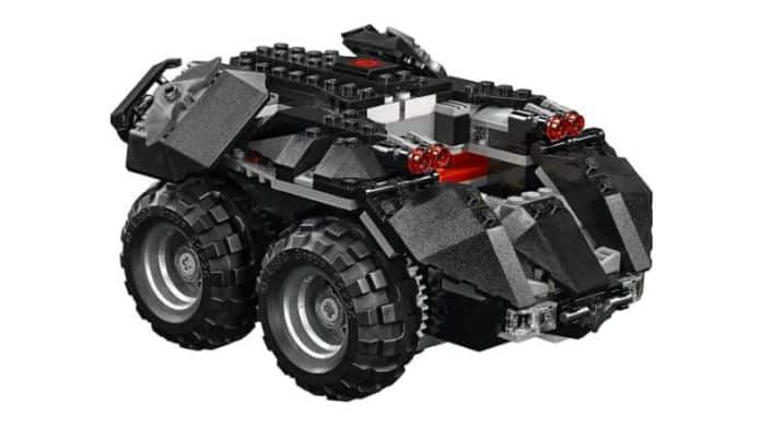 Lego Batmobile RC Car