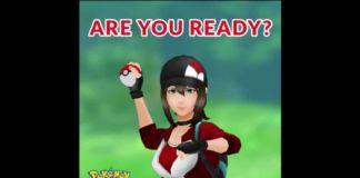 Pokémon Go Trainer Battles