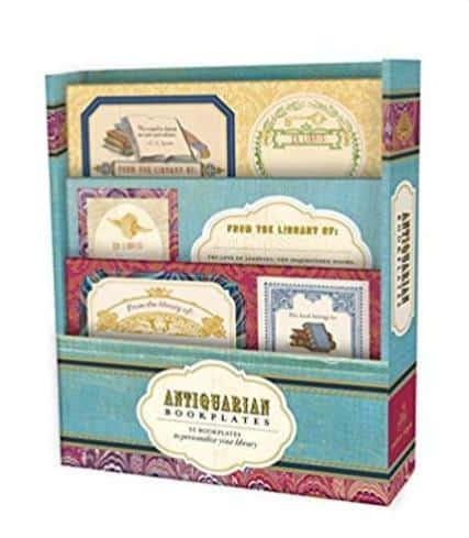 55 Antiquarian Bookplates