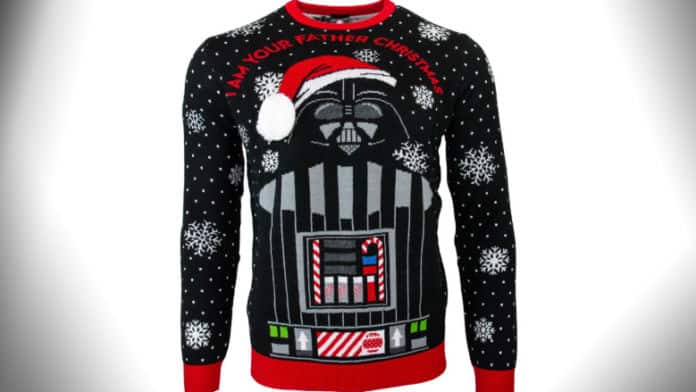 darth vader Christmas Sweater