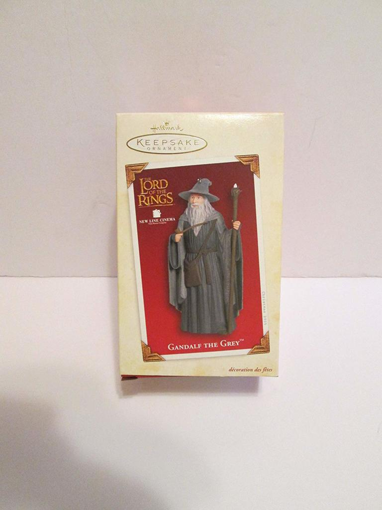 gandalf the grey ornament
