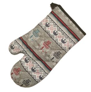 star wars christmas oven mitt