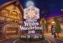 Overwatch Winter Wonderland Event