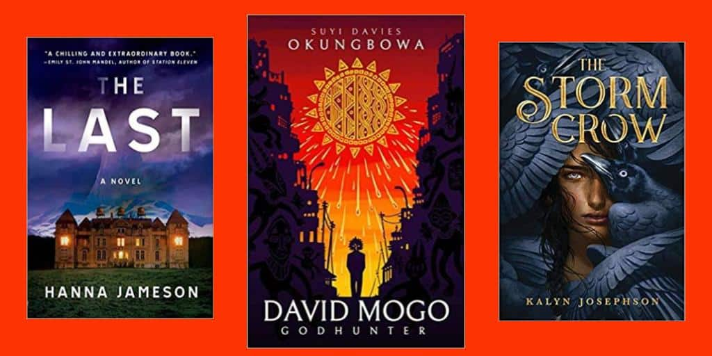 Best Science Fiction Books 2020.Best New Upcoming Sci Fi Fantasy Books Of 2019