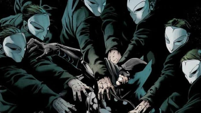 Batman Court of Owls game