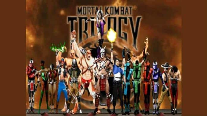 Mortal Kombat Trilogy Remaster