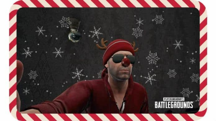 PUBG festive holiday gifts
