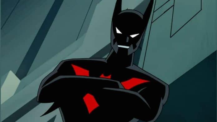 Batman Beyond Animated Movie
