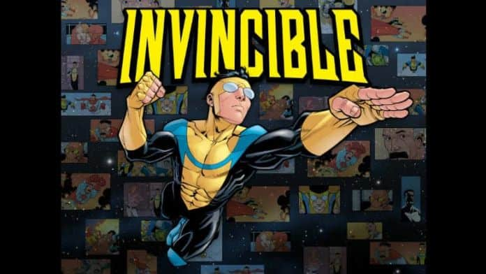 Invincible Voice Cast