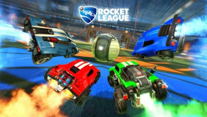 Rocket League Cross-Platform