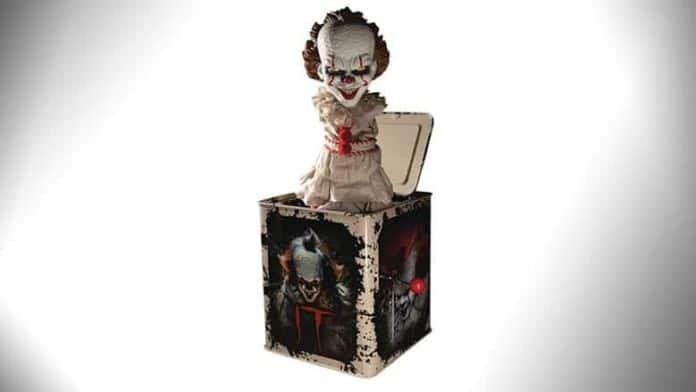 pennywise burst a box