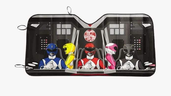 Power Rangers Sunshade
