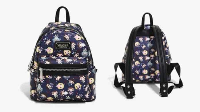 Stranger Things eleven backpack