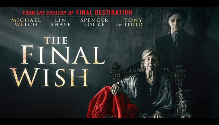 The final wish release