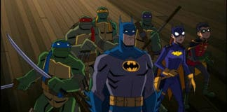 Batman Teenage Mutant Ninja Turtles Animated Movie