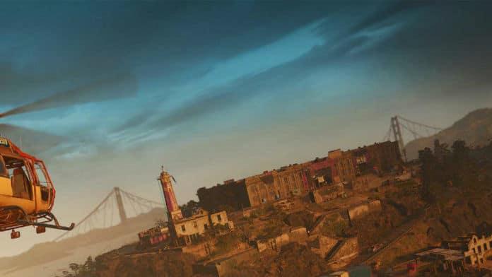 Far Cry New Dawn Alcatraz