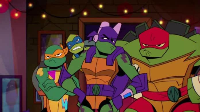 Rise of the Teenage Mutant Ninja Turtles Movie