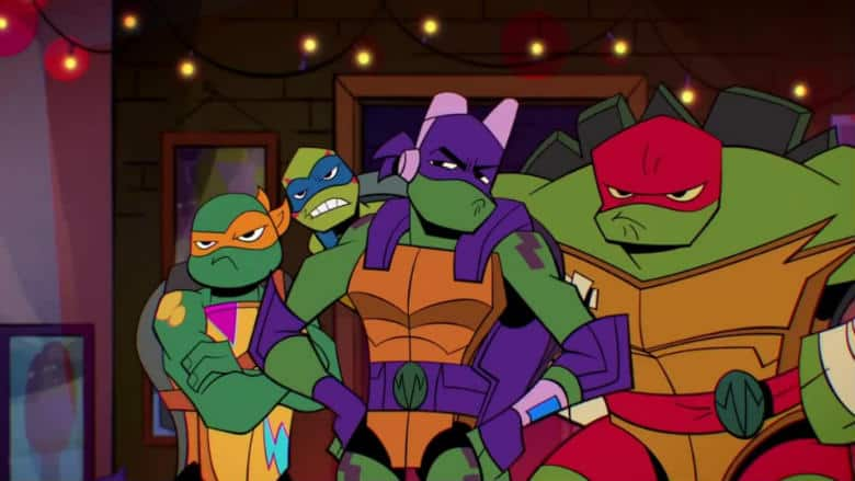 2020 Rise Of The Turtles Halloween Rise of the Teenage Mutant Ninja Turtles Movie in Development at