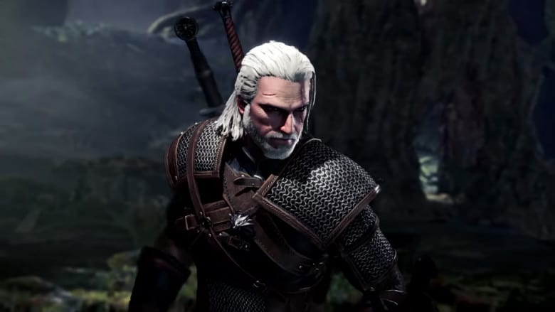 Witcher 3 and Monster Hunter: World crossover