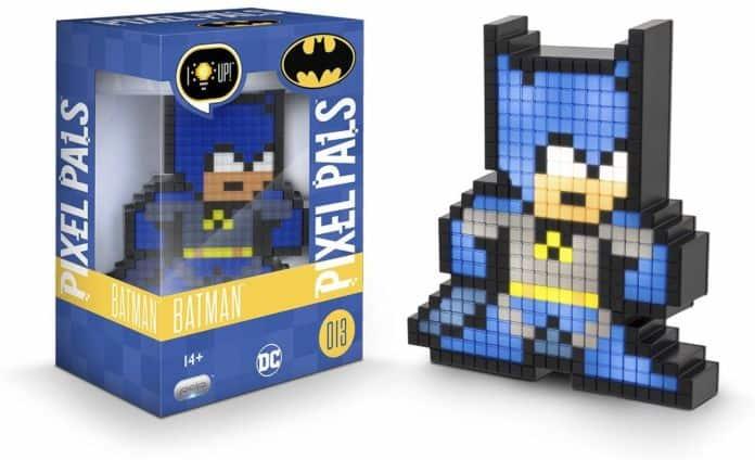 Batman pixel pals