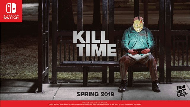 Friday the 13th: The Game Switch