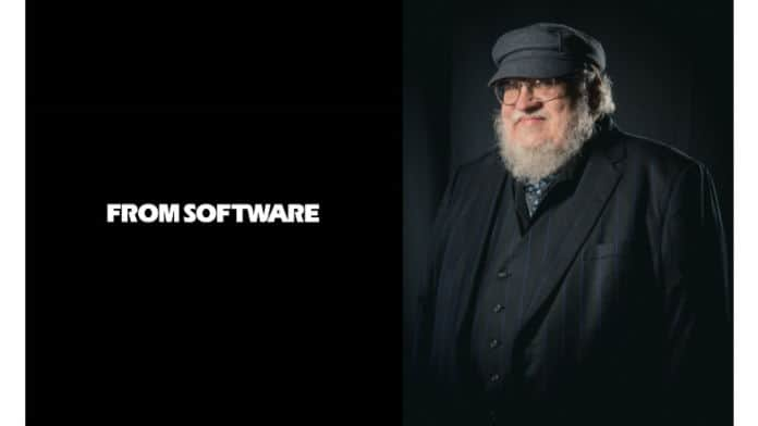 FromSoftware George R.R. Martin