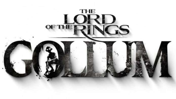 Lord of the Rings Gollum Game