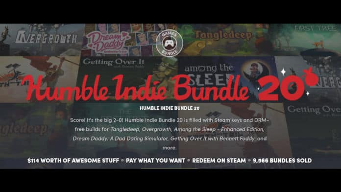 Humble Indie Bundle 20