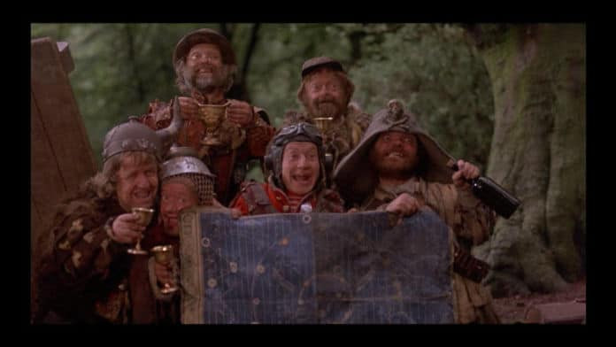Time Bandits TV Show