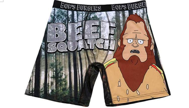 beefsquatch boxers