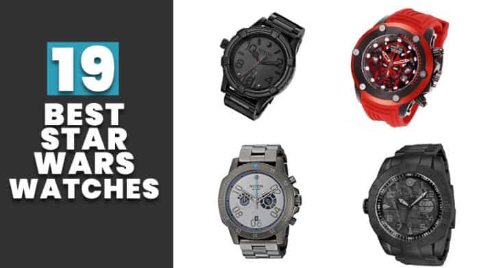 best star wars watches