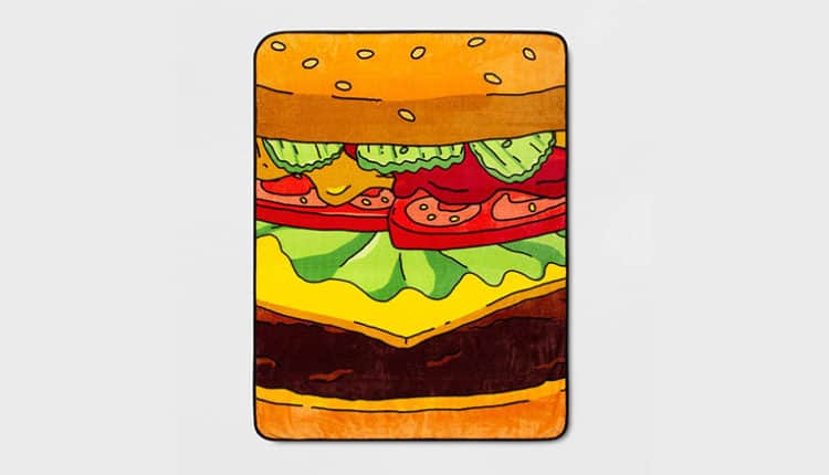 bobs burgers blanket