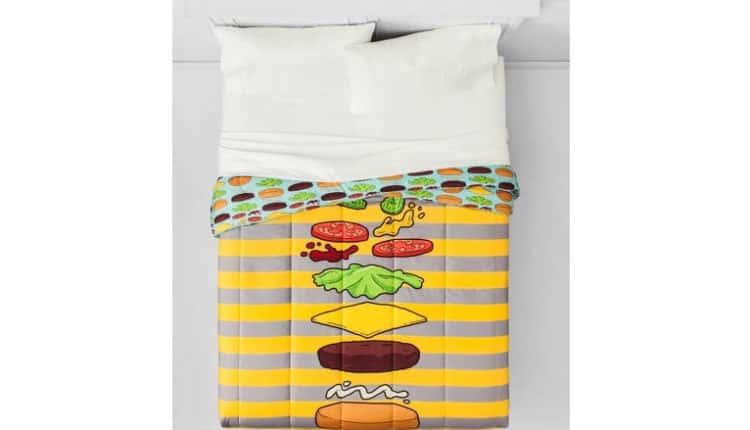 bobs burgers comforter
