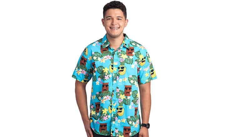 bobs burgers hawaiin shirt