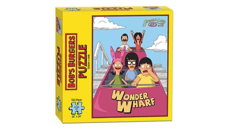 bob's burgers puzzle