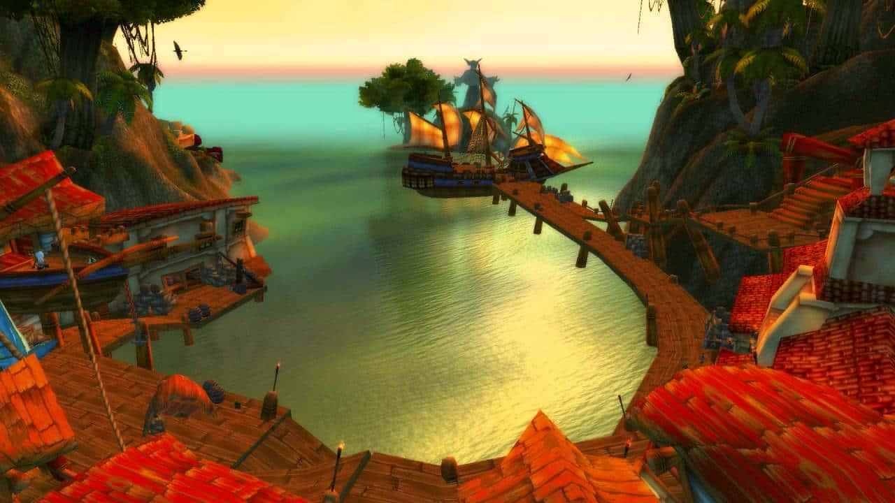 world of warcraft pirates
