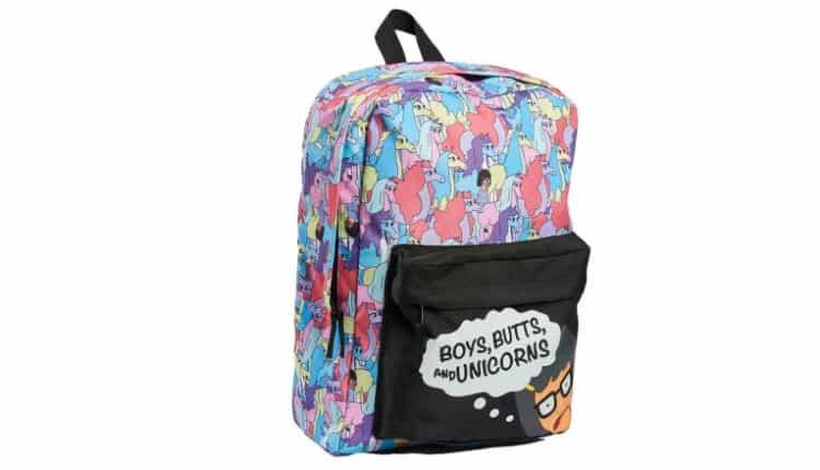 Tina Belcher Unicorn Backpack
