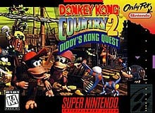diddy kong's quest