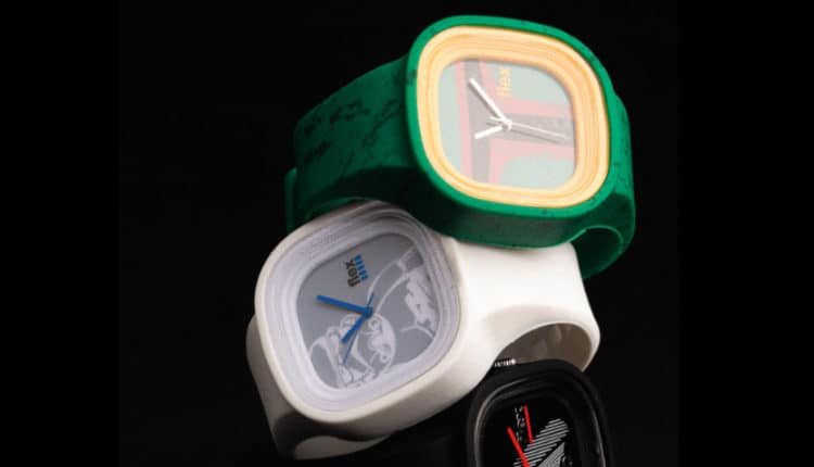 flex star wars watches
