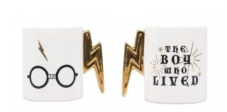 harry potter bolt mug