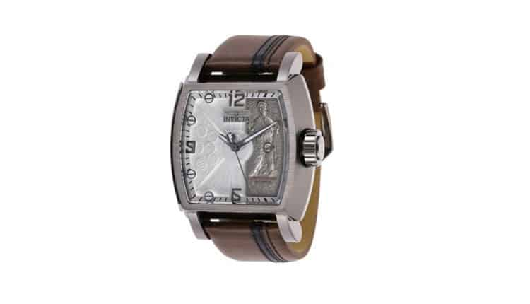 invicta han solo carbonite watch